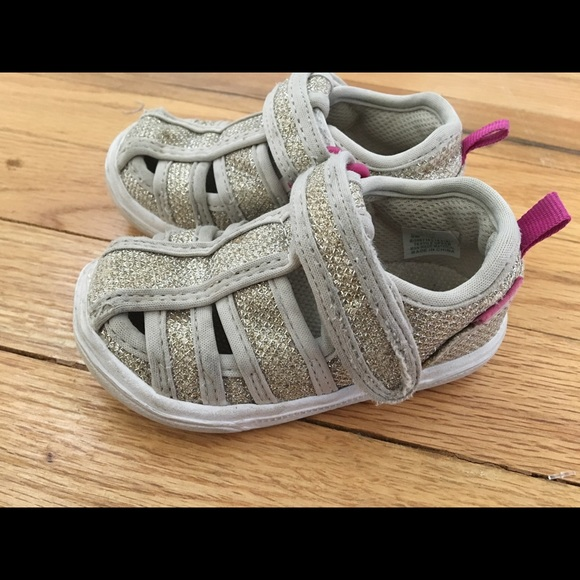Stride Rite Other - Sparkly Stride Rite Sandals